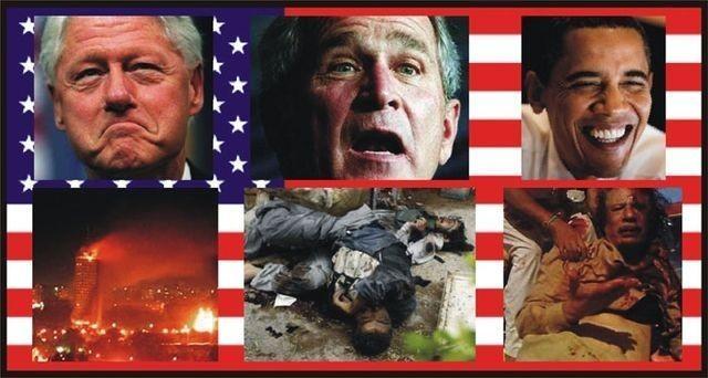 Доклад о преступлениях либерало-сионизма