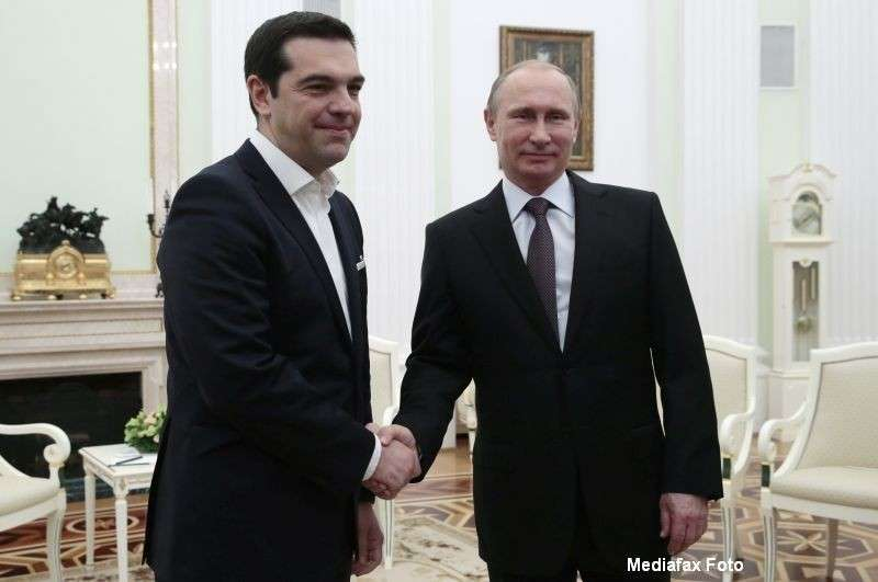Соболезнования Прокопису Павлопулосу и Алексису Ципрасу в связи с трагическими последствиями лесных пожаров в Греции