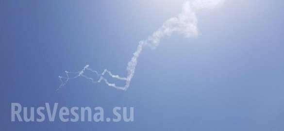 Террористический Израиль развязывает войну: сбит Су-24 армии Сирии | Русская весна