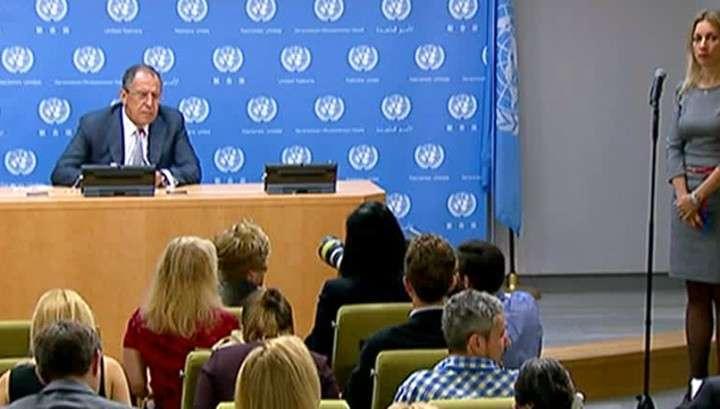 Сергей Лавров: Москва не пойдёт на условия снятия санкций