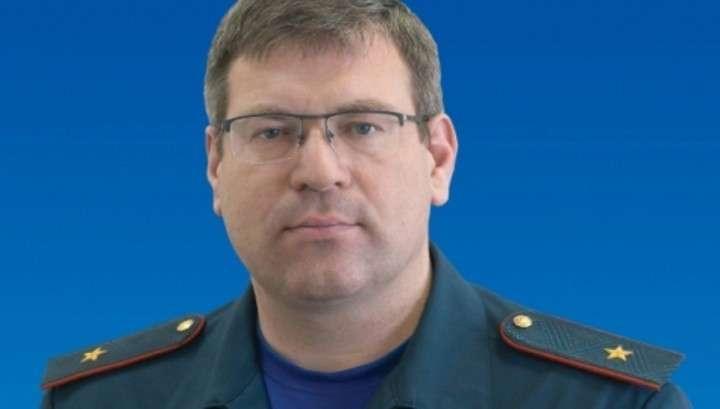Оперативники ФСБ задержали главу МЧС по Томской области
