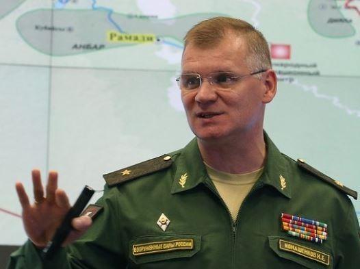 Министерство обороны России предложило пиндосам срочно покинуть Сирию