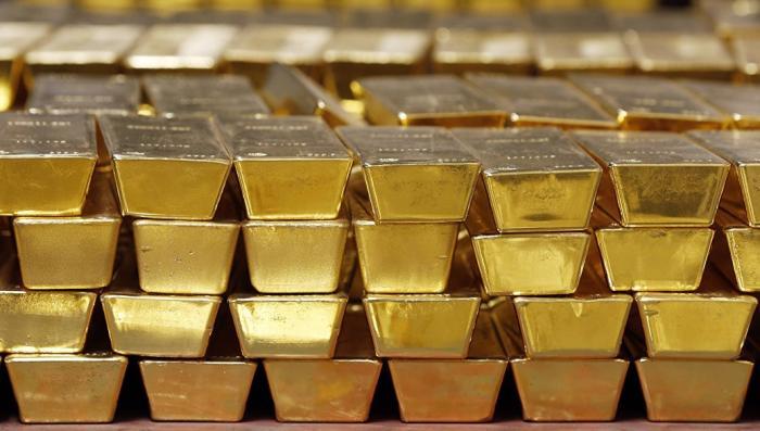 Россия нарастила золотой запас за счёт долларов до рекордного уровня