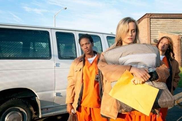 Американская тюрьма для женщин
