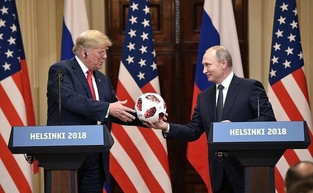 После Хельсинки. Травля Дональда Трампа началась на новом уровне