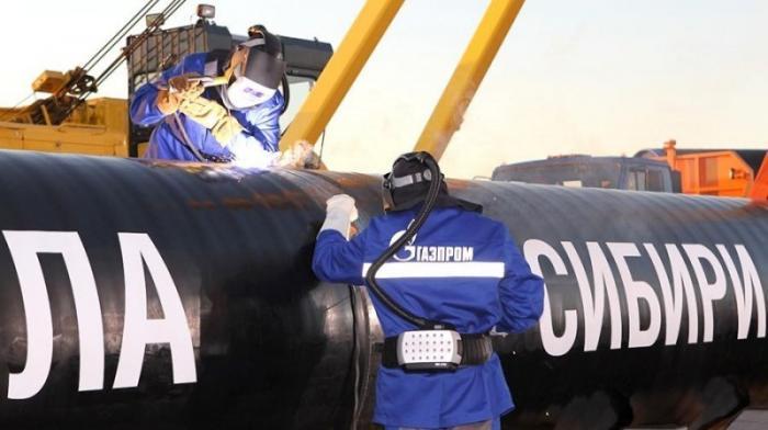 Газпром заявил о готовности на 90% первой очереди газопровода для Китая
