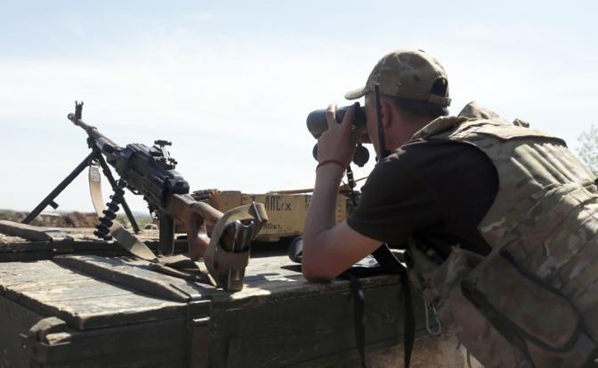Бунт карателей ВСУ: наступать на Донбасс задаром не будем