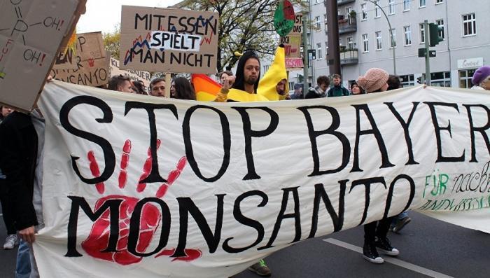 ГМО монстра «Монсанто» обвинят в суде в канцерогенности её пестицидов