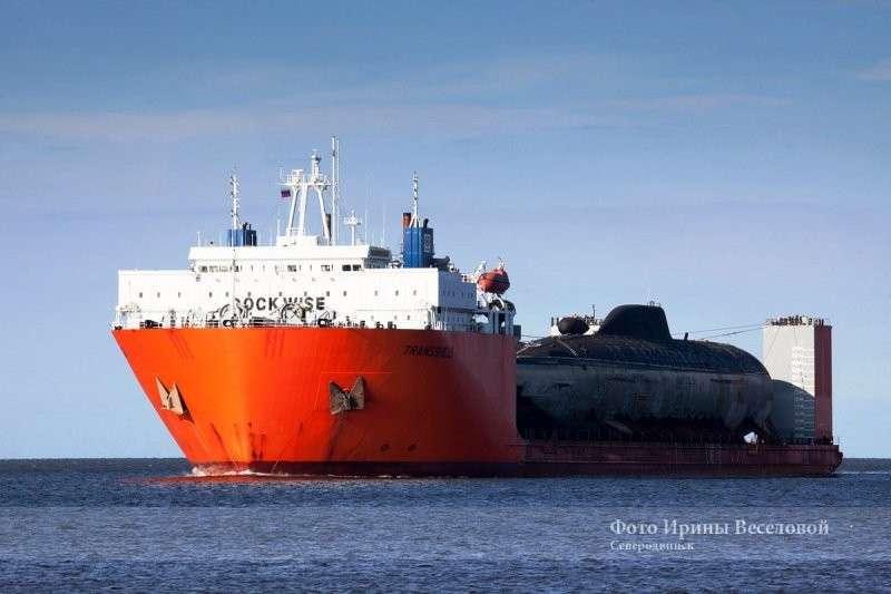 атомные лодки на северодвинске