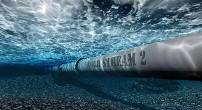 Собаки лают, а Nord Stream 2 укладывает «Северный поток – 2» в Грайфсвальдском заливе