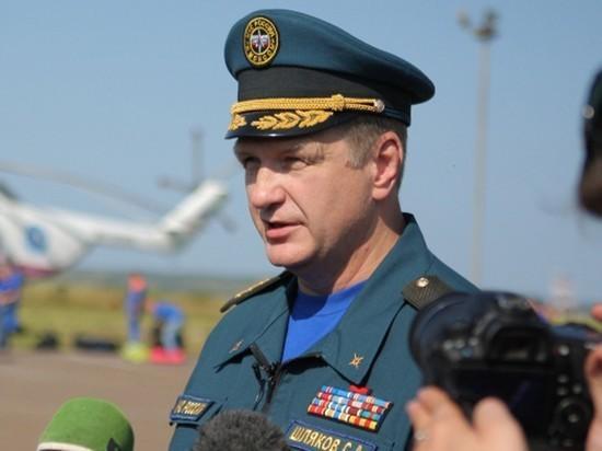 Чистка в МЧС выходит на новый уровень: задержан бывший первый заместитель Пучкова