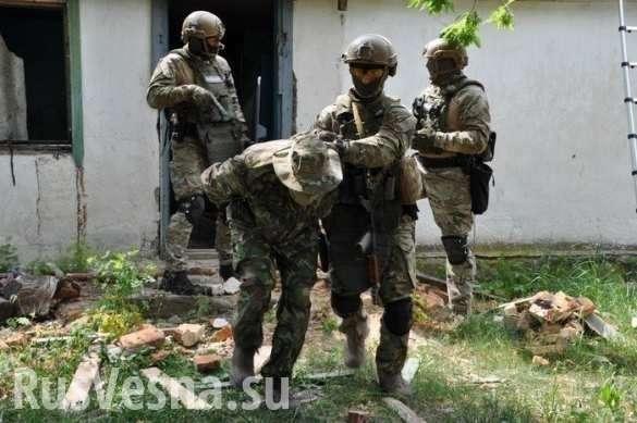 Кровавая разборка спецназа СБУи«Правого сектора»: опубликованы кадры (ВИДЕО 18+) | Русская весна