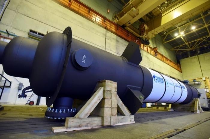 Изготовлен первый теплообменный аппарат для завода трубопровода Сила Сибири