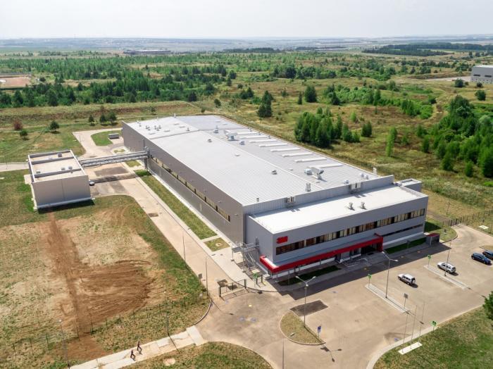 Завод вАлабуге начал производство эпоксидных покрытий