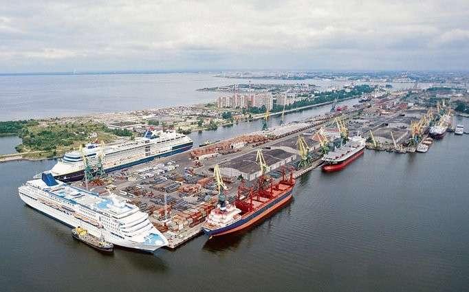 Российские морские порты будут рассчитываться исключительно в рублях