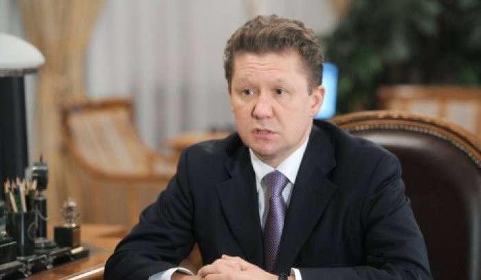 Миллер: Украине не хватит газа даже при возобновлении Россией поставок