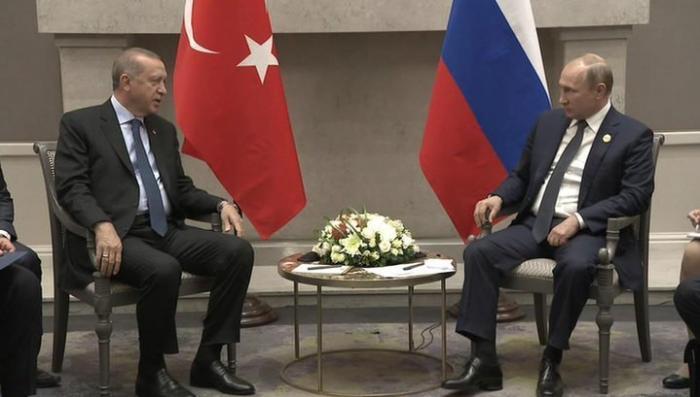 Владимир Путин поставил «мясной ультиматум» президенту Турции