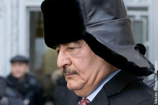 На место Каддафи наконец-то появился реальный претендент – Халиф