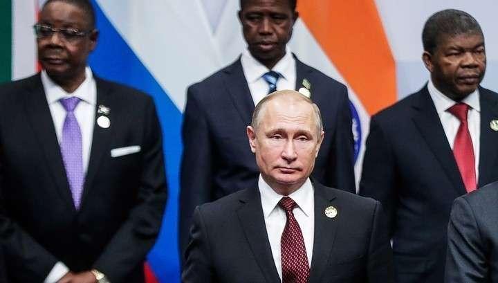 Россия наращивает сотрудничество с африканскими странами