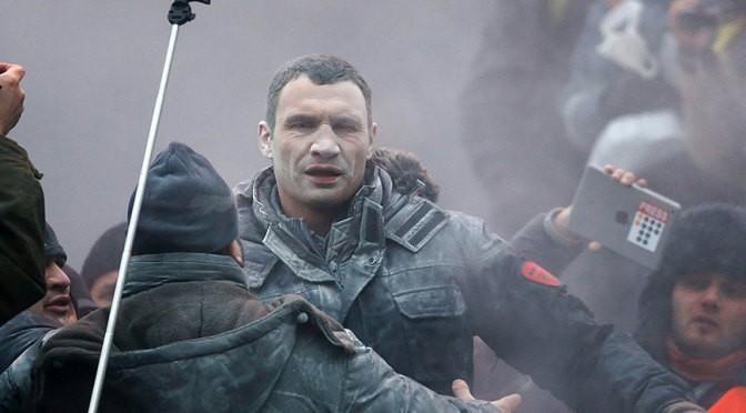 Что сыпали в чаёк на майдане в Киеве – мощный амфетамин каптагон