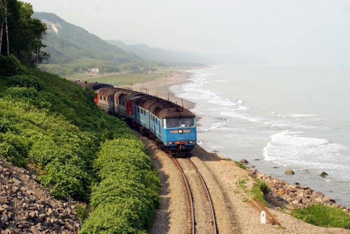 НаСахалине идет ремонт тридцати мостов врамках модернизации железной дороги