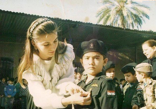 Храбрейший мальчик XXI века – внук Саддама Хуссейна 6 часов гонял 400 пиндосов из спецназа