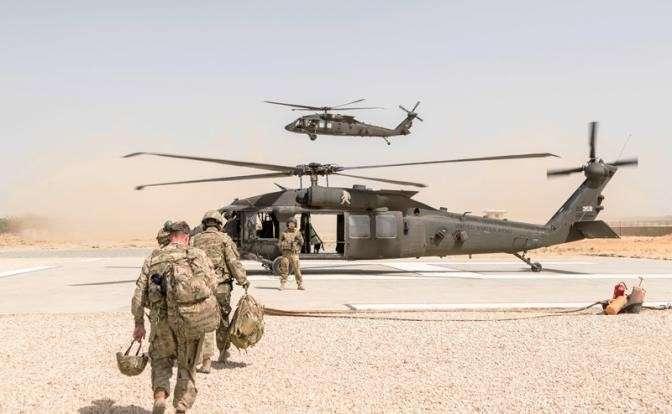 Пиндосы с позором уходят из Афганистана, Сирия– на очереди