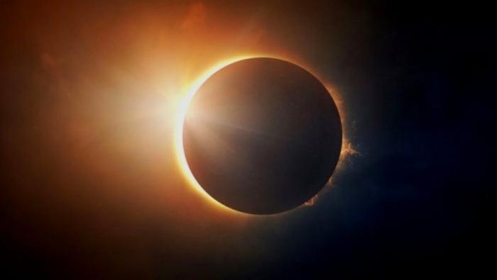 Царица ночи: прямая трансляция полного лунного затмения 27 июля 2018 года