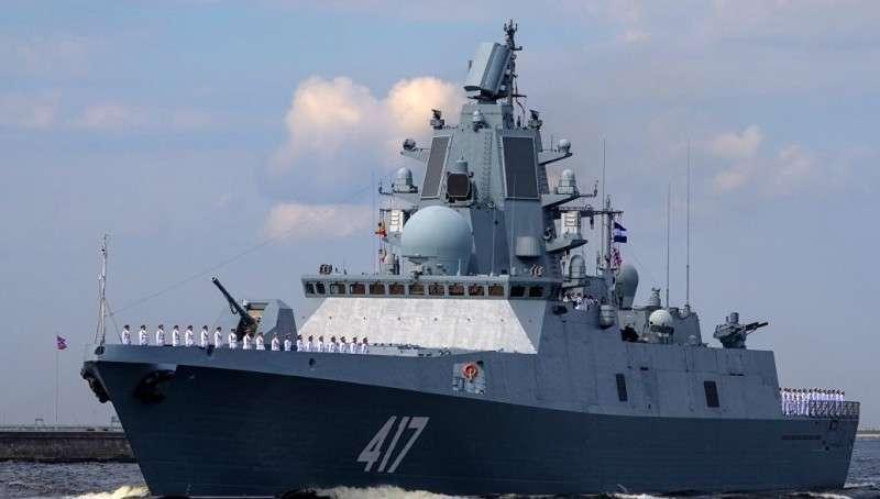 Фрегат «Адмирал Горшков» наконец-то войдет в состав ВМФ России