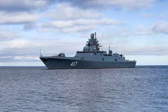 Почему важнейший для ВМФ фрегат Адмирал Горшков оказался рекордным долгостроем