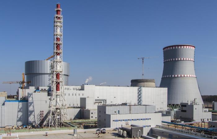 Ленинградская АЭС-2. Завершена программа физических испытаний