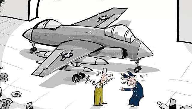Все F-35 имеют критические проблемы и к бою не пригодны