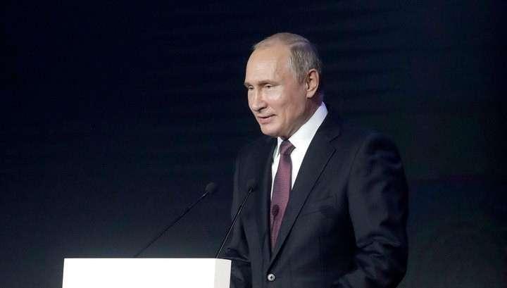 Владимир Путин 29 июня 2018 года примет парад на Неве