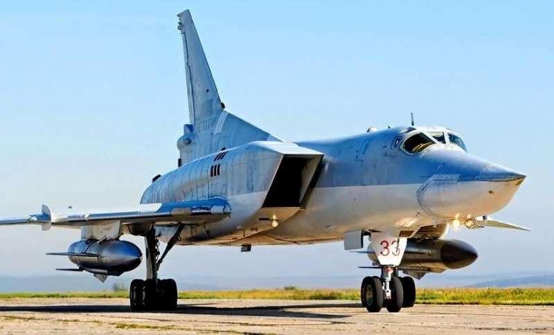 Страшный сон Запада: Ту-22М3 ударит сразу 4 «Кинжалами»