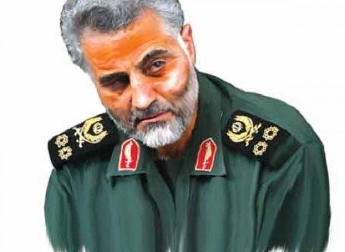 Ответ иранского воина клоуну из США
