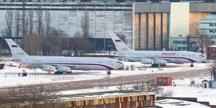 Правительство РФ инвестирует вмодернизацию производства Ил-96-400М