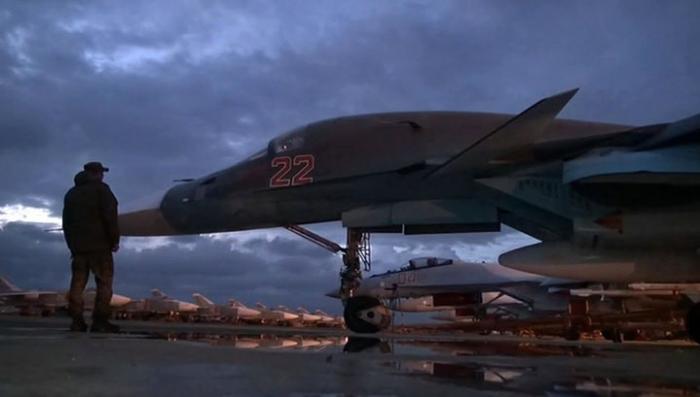 Сирия: на подлете Хмеймиму сбит беспилотник боевиков