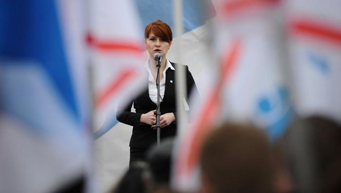 Либерально-еврейские СМИ России разоблачают «грехи» Марии Бутиной