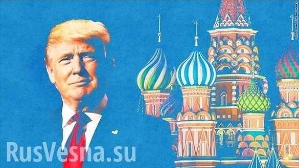 Удастся ли глобалистам свалить Дональда Трампа? | Русская весна