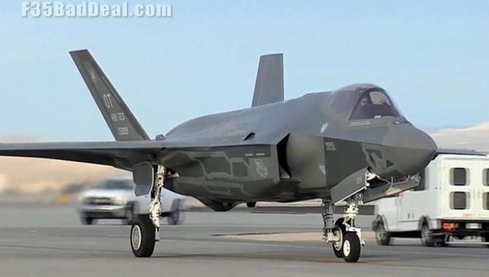 Эрдоган продолжает торговаться с пиндосами по закупке истребителей F-35
