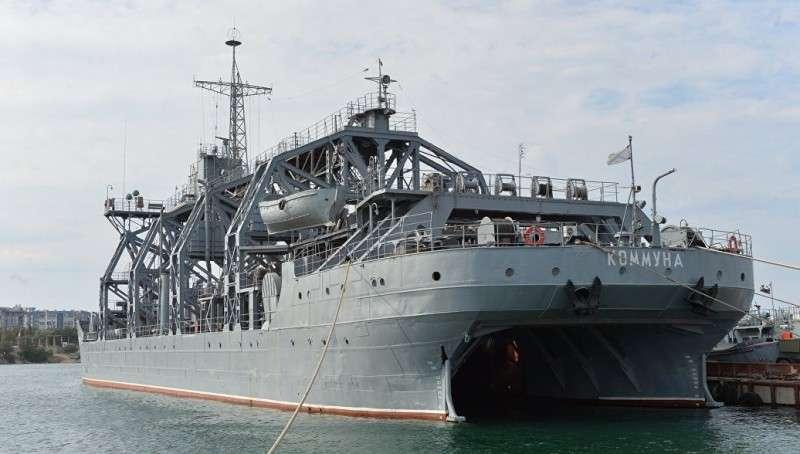 Древний «Волхов» – старейшее судно на службе ВМФ России
