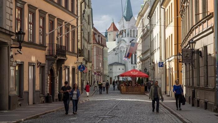 В Латвии мечтают расчленить Россию на несколько частей