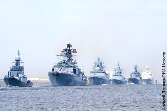 Чего не хватает ВМФ России для полноценного океанического флота