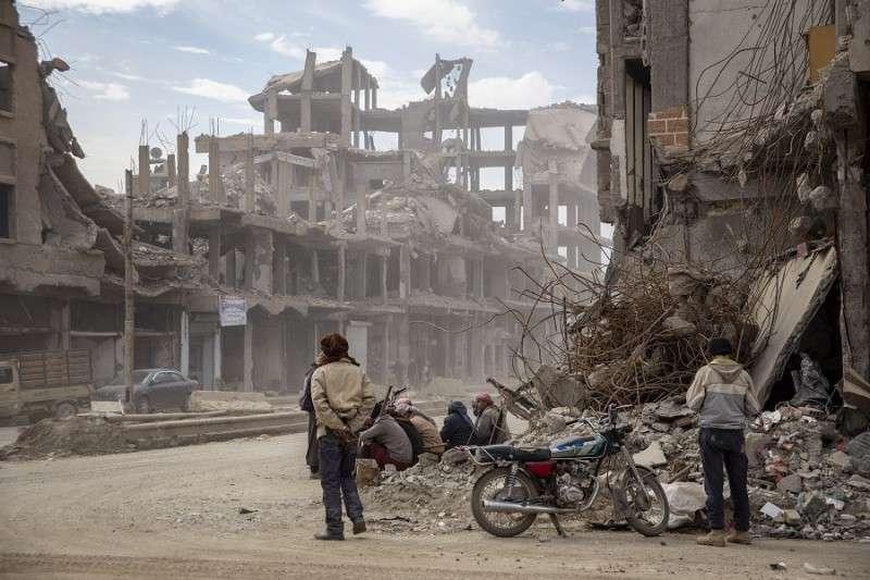 Сирия: «Это ад, убивали даже младенцев!» – британцы в шоке от зверств Коалиции США
