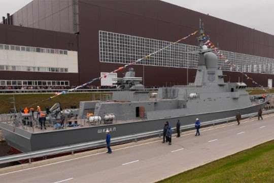 Малые ракетные корабли собрались продавать в Азию