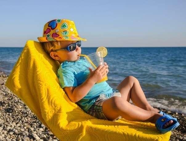 Курорты и дети-потребители. Про правильный и не правильный отдых с детьми