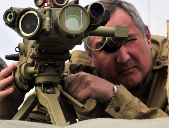 Дмитрий Рогозин зачищает от взяточников, бездельников и шпионов