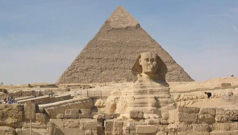 Египетские пирамиды – не гробницы, а концентраторы радиоволн, – заявили физики
