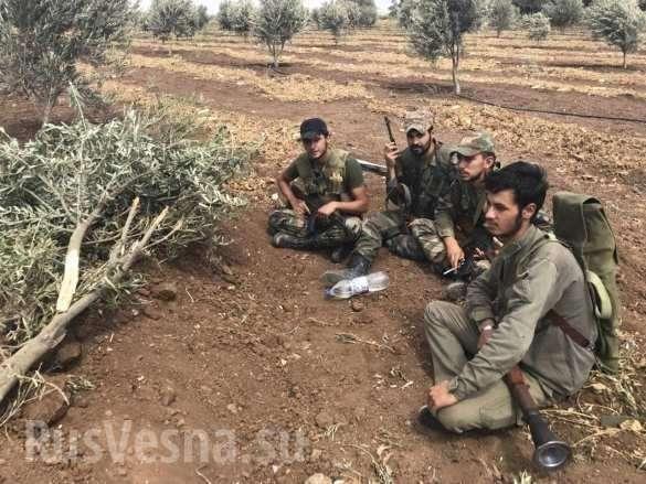 Бывшие американские наёмники при поддержке ВКС РФ взяли последнюю крепость ИГ на юге Сирии | Русская весна