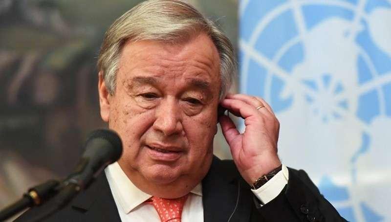ООН на грани разорения. Кризис злостных неплатежей